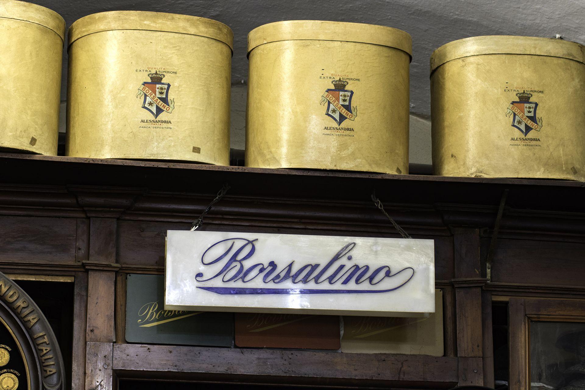Cappelleria Cerati - Borsalino Cuneo